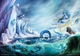 Eis - Wasser - Luft