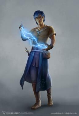 Mokkin - Sorcerer